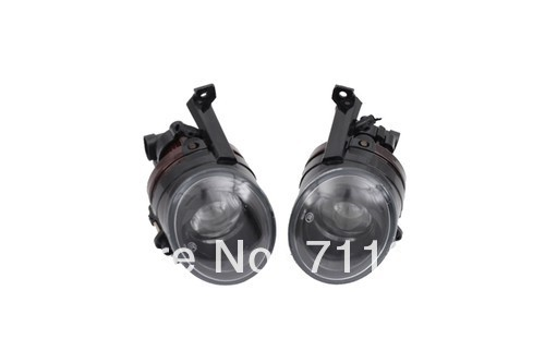 Projector Lens Front Fog Lights For VW New Caddy