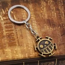One Piece Logo Keychain