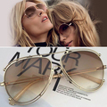 Hot sale new 2016 binful 121 oval óculos de sol das mulheres marca designer revestimento óculos de sol da moda oculos de sol feminino óculos de sol