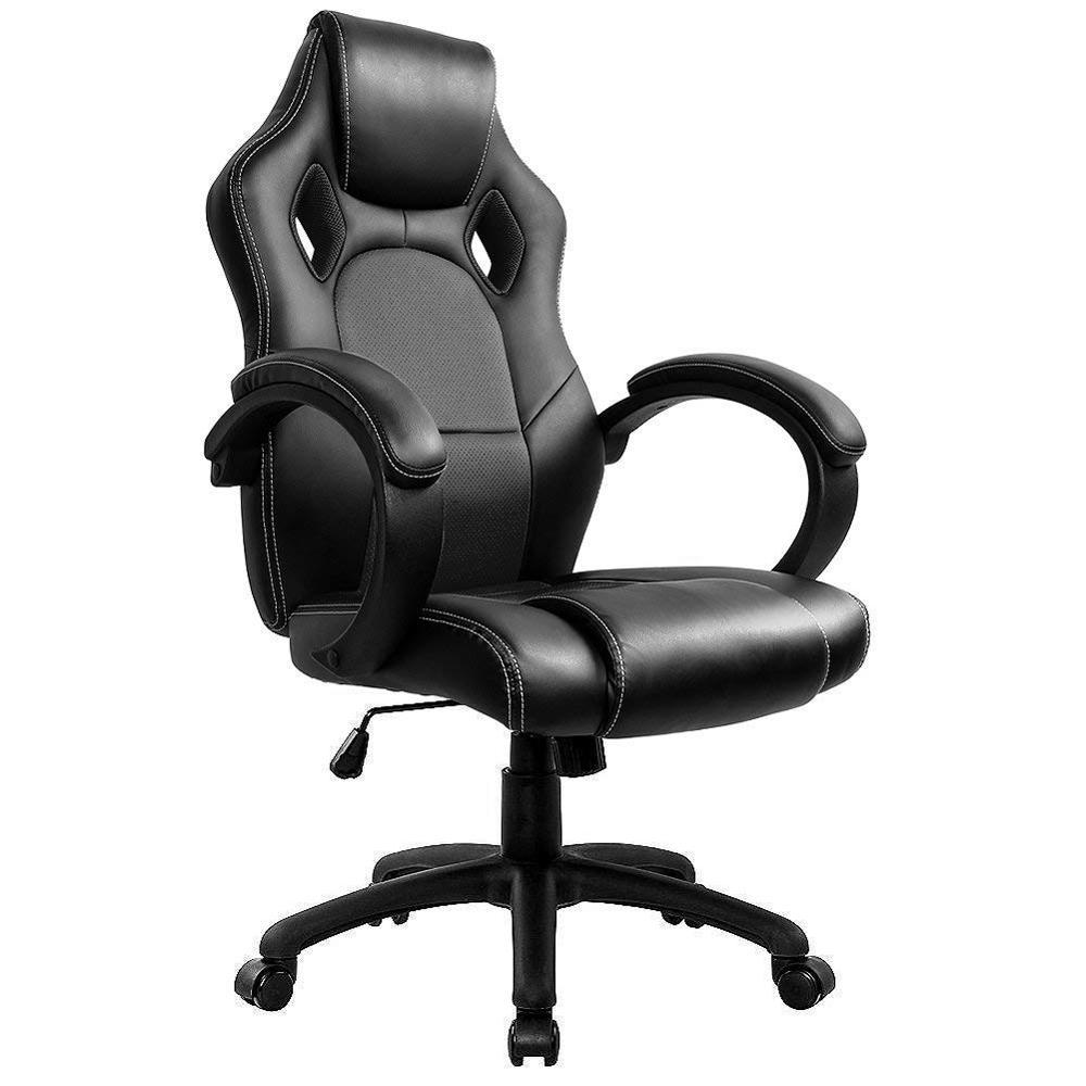 Gaming Chair High Back Office Chair Executive Chair Racing Chair Reclining Chair Computer Chair Swivel Chair PC Chair