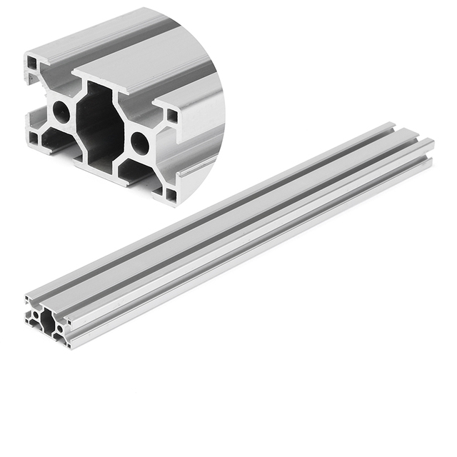 3060 Length 500mm T Slot Aluminum Profiles Extrusion Frame For CNC 3D Printer Lasers Stands Furniture Plasma DIY-in Brackets from Home Improvement on ...