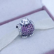 cf6c37a03 Fits Pandora Bracelet Necklace Robin with Red Cz. US $13.72 / piece Free  Shipping