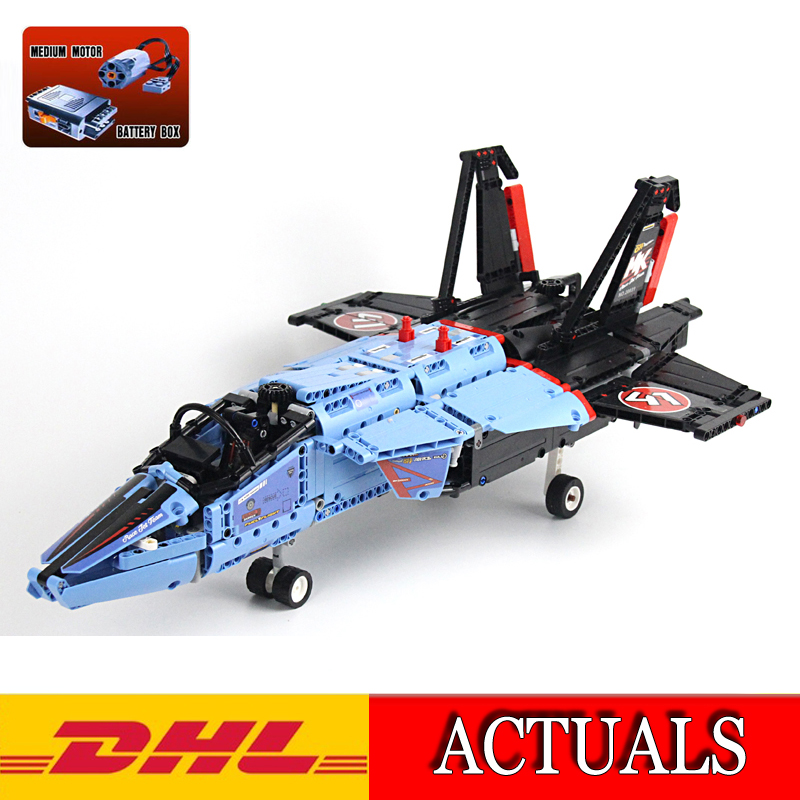2018 New Lepin 20031 1151Pcs Technic Series Air Race Jet Model Building Kit Blocks Bricks Compatible Toy For Children Gift 42066 new lepin 16009 1151pcs queen anne s revenge pirates of the caribbean building blocks set compatible legoed with 4195 children