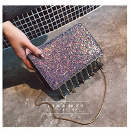 2018 Bag For Women Chain Small Minaudiere Shoulder Bag Party Messenger Bag Luxury Handbag Fashion Style Evening Clutch Bags