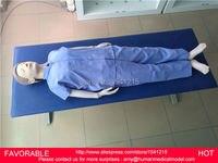 Взрослый КПП манекена, первой помощи манекена, мужской СЛР, моделирования манекена и расширенный КПП и травмы оценки MANIKIN GASEN CPRM0002A
