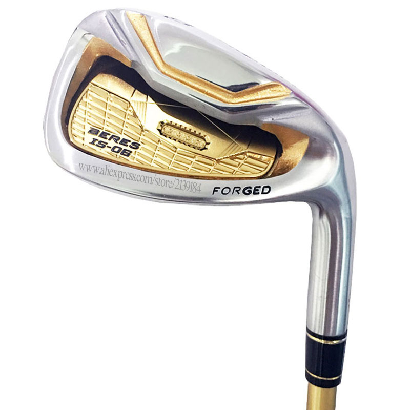 Cooyute New Golf Clubs HONMA S-06 4star Golf Irons 4-11.Aw.Sw S-06 Irons Graphite Clubs Shaft Or Steel Golf Shaft Free Shipping