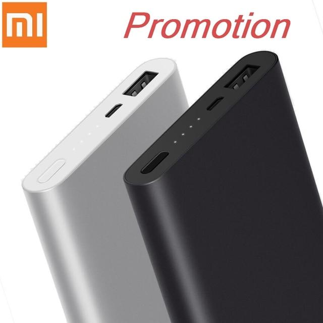 10000 mAh Xiaomi mi banco de energía de la batería externa banco