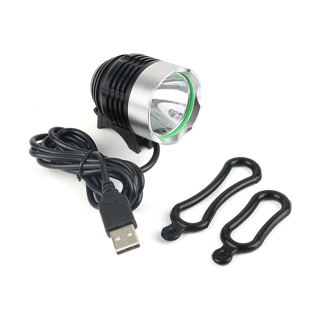 WHeeL UP LED Bike Night Cycling Front Flashlight Back Safety Rear Light 3 modes