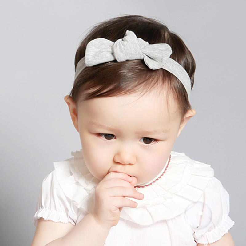 Mickey Zuigelingsjongen Hoofdband Baby Girl Haar Accessoires Prinses Gift voor Party of Bruiloft Pasgeboren Fotografie Props Wit Zwart