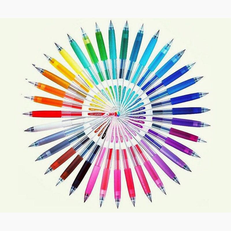 Assorted 36 Colors Pilot Juice Pen Set 0 5 mm Japan Gel Ballpoint LJU 10EF