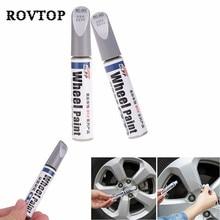 Автомобильный наполнитель для царапин, ремонтная крышка, ручка, водонепроницаемая краска на колесо для шин, рандомная ручка, Нетоксичная краска для автомобиля, обновление #2