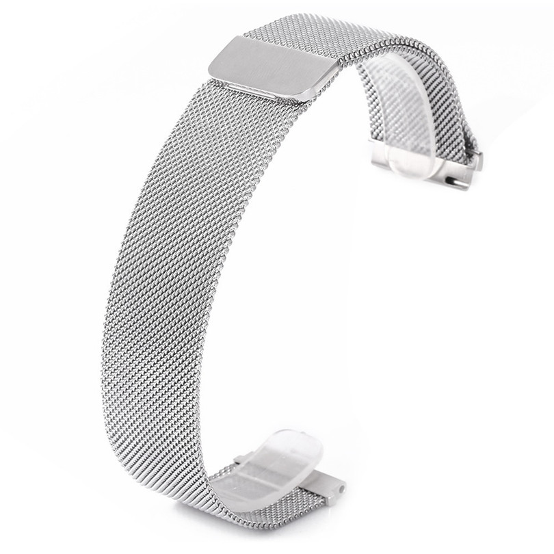New Fashion Durable Magnetic Stainless Steel Smart Watch Band For Huami Amazfit Creative Jun16 new lf17 smart watch