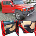4pcs New Inside Door Anti Scratch Protection Cover Protective Pad For Hummer H3