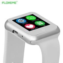 FLOVEME C2 2016 Sport Festzelt Kamera Karte Smart Uhr Passometer Herzfrequenzmessung anti-verlorene Intelligente Tragbare Smartwatch