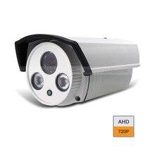 AHD 1.0MP 720P HD CCTV Security Bullet Camera 2pcs Array IR IR-CUT