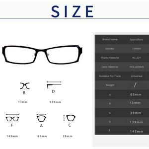 Image 2 - Day Night Vision męskie spolaryzowane okulary przeciwsłoneczne anty rażące okulary do jazdy nocą obiektyw żółty okulary modne okulary