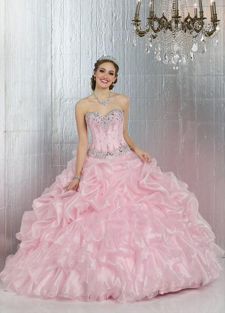 Baratos vestidos de 15 años sweetheart frisada princesa vestido rosa quinceanera vestidos 2017 vestidos de debutante sweet 16 vestidos