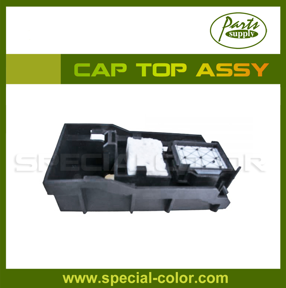 Original Capping ASSY Cap Top DX5 Solvent Caping Station for Mimaki JV33  eco solvent printer dx5 singel capping station system for galaxy with 1 original capping