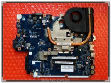 La-5912p new75 + radiator + cpu = la-5911p dla acer aspire 5552g 5551g laptop motherboard mb e640. bl002.001 (mbbl002001) ddr3