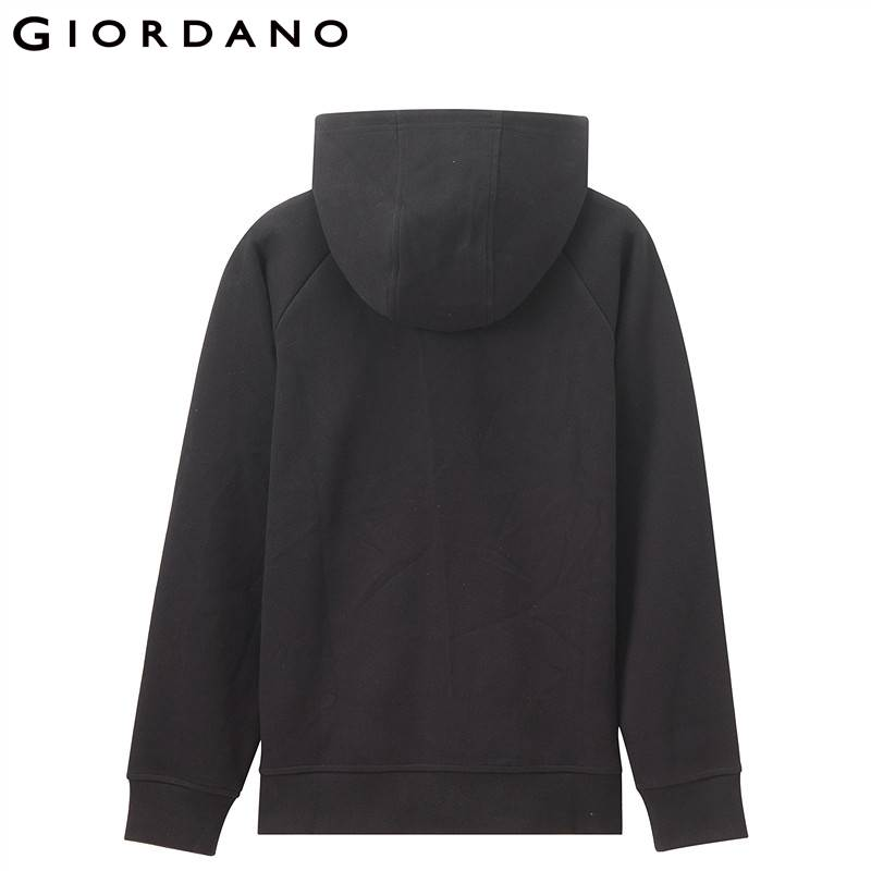 Giordano Women Jacket Women Quality Pique Fabric Hood Jacket Zip Placket Pocket Ribbed Cuffs And Hem Chaqueta Mujer-in Jackets from Women's Clothing    3