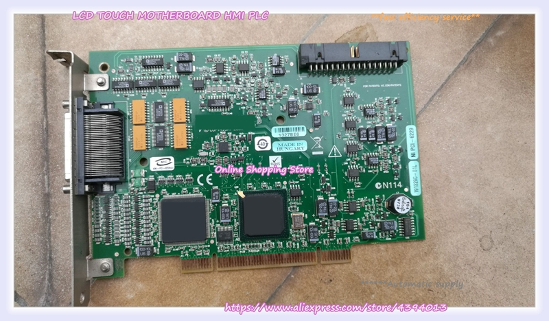 For Original PCI-6229 32-channel analog input capture card 779068-01For Original PCI-6229 32-channel analog input capture card 779068-01