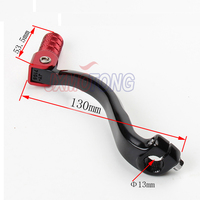 CNC Folding Gear Shifter Shift change Lever for honda CRF 250R 2010 2011 2012 2017 Motorcycle MX Enduro Dirt bike Off Road