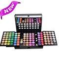 Juegos olímpicos de Moda Maquillaje de 96 Colores Paleta de Sombra de ojos Del Pigmento de Sombra de Ojos Paletas de maquillaje Profesional Kit Cosmético Fijado Para las mujeres
