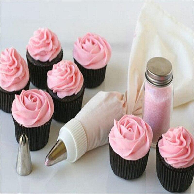 רוז פרח גלידה צנרת טיפים נחיר חלקה - מטבח, פינת אוכל ובר