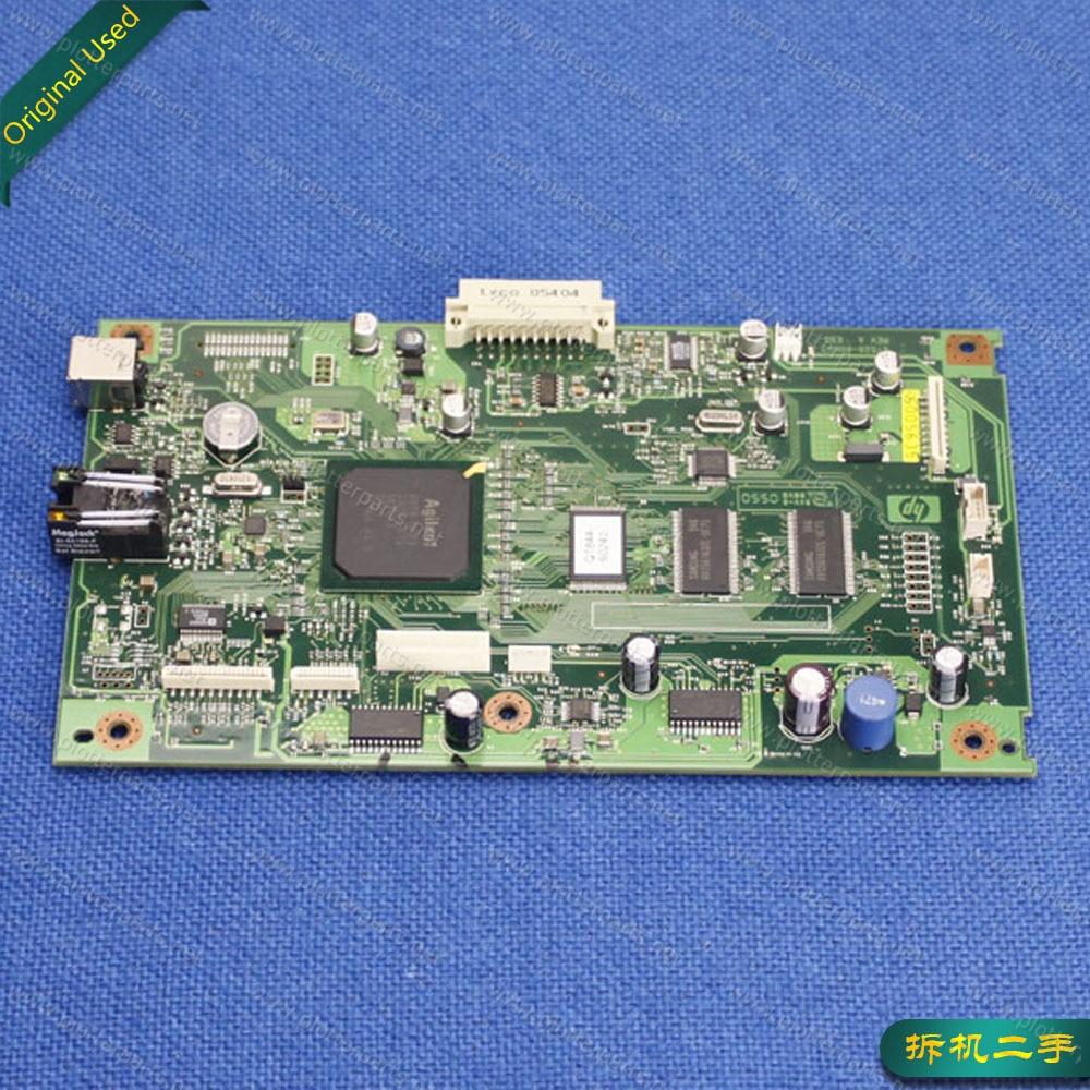 все цены на Formatter board for LaserJet 3052 3055 Used Original Used Q7528-60001 онлайн