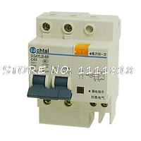 Double Pole 230V 63A Miniature Earth Leakage Circuit Breaker