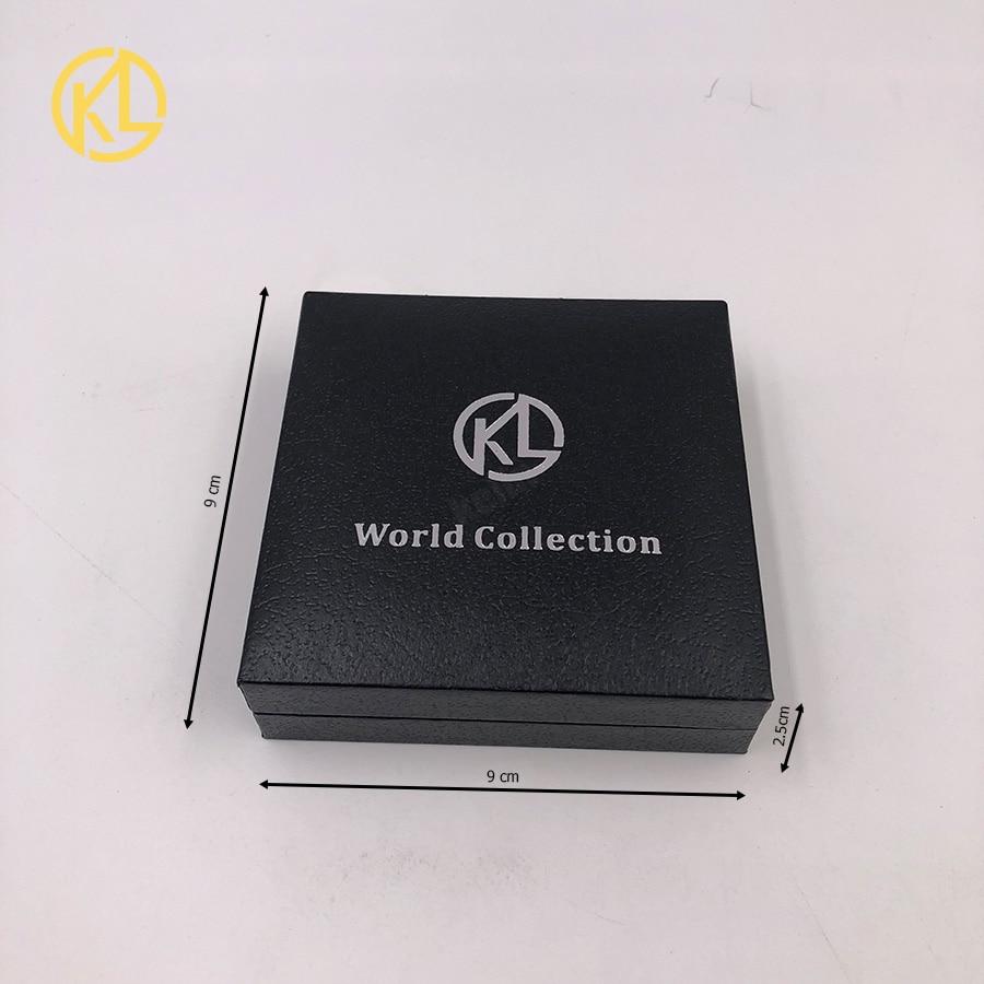 Прямая поставка позолоченная монетница Monero коллекционный подарок Casascius Бит монета Биткоин художественная коллекция физический Золотой памятные монеты