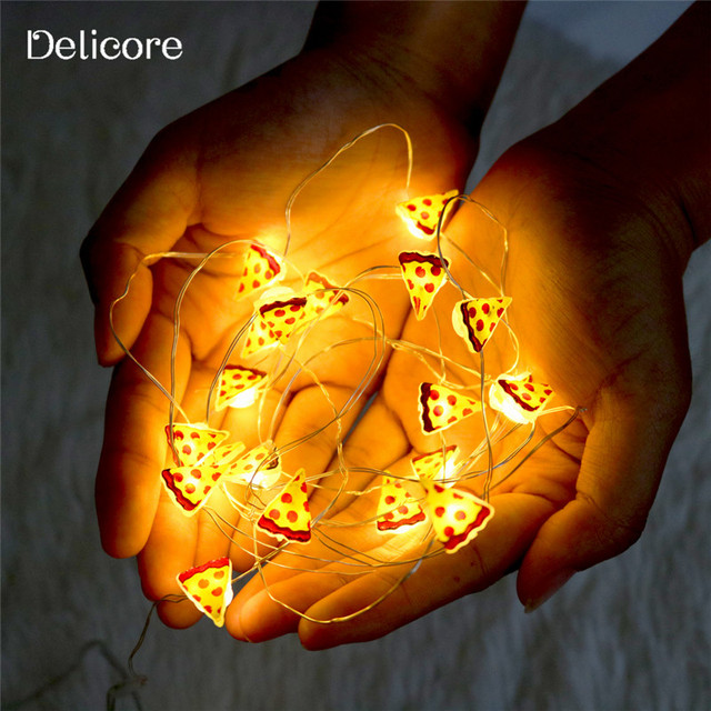 Delicoreled Starry String Lights Fairy Micro Led Copper Wire Battery Powered By 2x Aa For Party Christmas Wedding Decor S119 In Led String From Lights