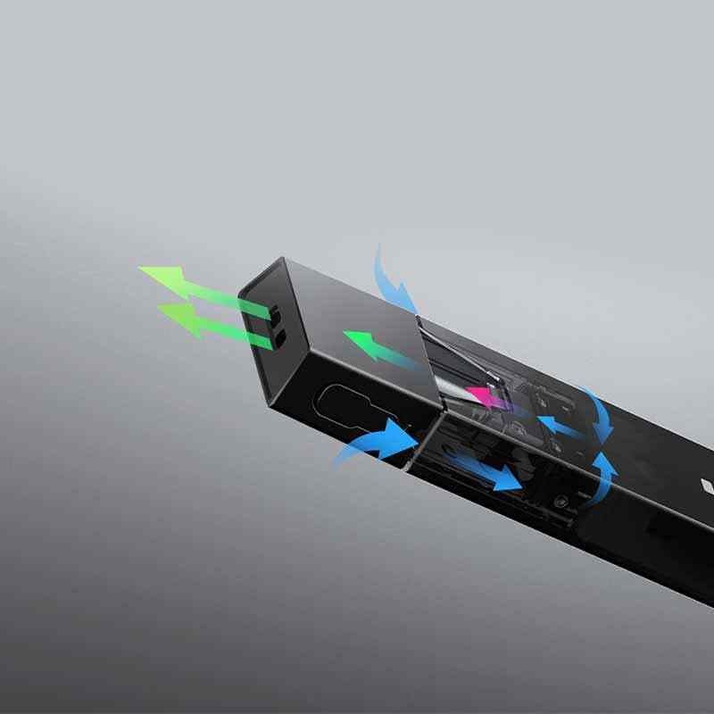 蒸気を吸うsmokフィットポッドタンクcigarro eletronico vaporizadorコイル蒸気を吸うためフィットキットelektronik sigara 2ミリリットルタバコelectronique S3211