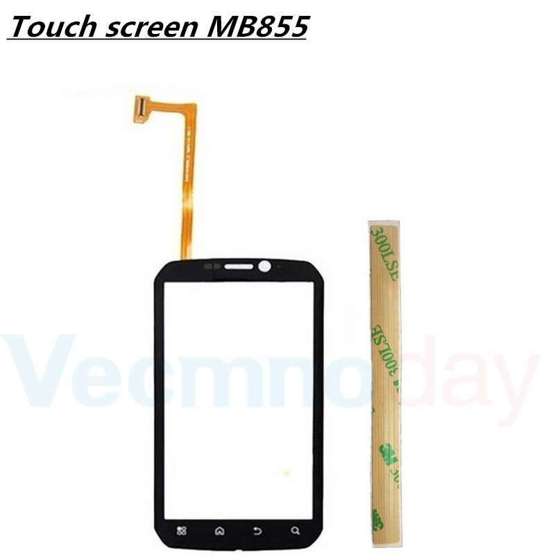 Touchscreen For Motorola Photon 4G MB855 Electrify Front Outer Glass New Touch Screen With digitizer ...