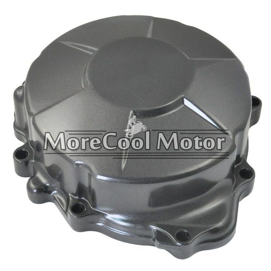 Aluminum Motorcycle Crankcase For HONDA CBR600RR 2007 2008 2009 2010 2011 Engine Stator Cover arashi motorcycle radiator grille protective cover grill guard protector for 2008 2009 2010 2011 honda cbr1000rr cbr 1000 rr