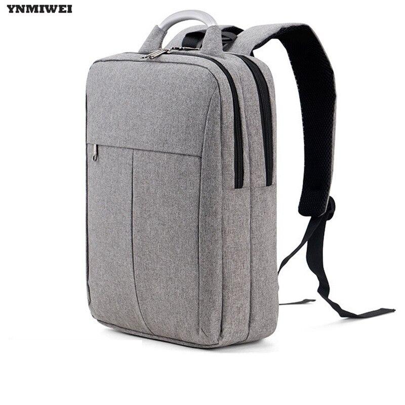 Универсальный Рюкзаки Mochilas для Тетрадь компьютер плечо рюкзак для ноутбука 13 14 15 дюймов Большой Ёмкость Путешествия Школьные сумки ...