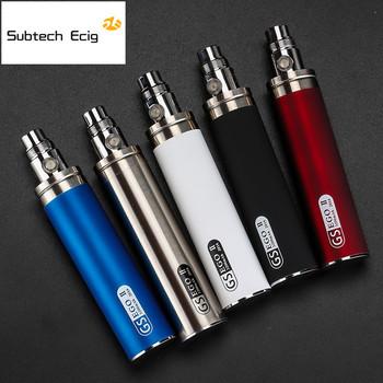 Moda e papieros oryginalny GS 3200mah EGO 2 baterii dla ego II elektroniczny papieros 510 nici baterii wielu kolorach tanie i dobre opinie GreenSound Innych Cylindryczny Kształt EGO T Metal 2200 mah Wbudowany