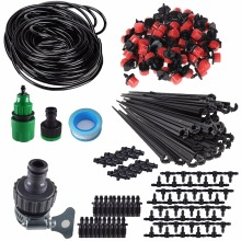 7M/10M/20M/25M/30M Micro Irrigation Drip System for Garden Landscape Flower Bed Patio Plants