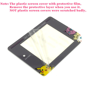 Image 5 - DIY Limited edition Full set Housing shell cover replacement part for Game boy classic for GB DMG GBO w/ screw