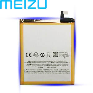 Meizu BT15 Battery Tracking-Number Mobile-Phone 100%Original 3020mah for Latest-Production