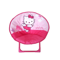Hello Kitty Kids Armchair Outdoor Foldable Children Chair Small Kindergarten Chair Infant Seat Newborn Casual Foldable