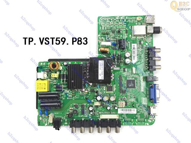 US $38 0 |Original TP VST59 P83 LCD TV main board for Haier LE32LUZ1 H32E12  32EU3000-in Home Automation Kits from Consumer Electronics on