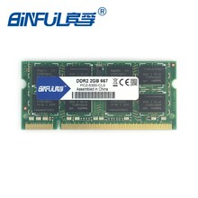 DDR2-667 667 МГц PC2-5300S 2 ГБ 200pin DDR2 Памяти Ноутбука 2 Г pc2-5300 667 Ноутбук Модуль SODIMM БАРАНА бесплатная Доставка