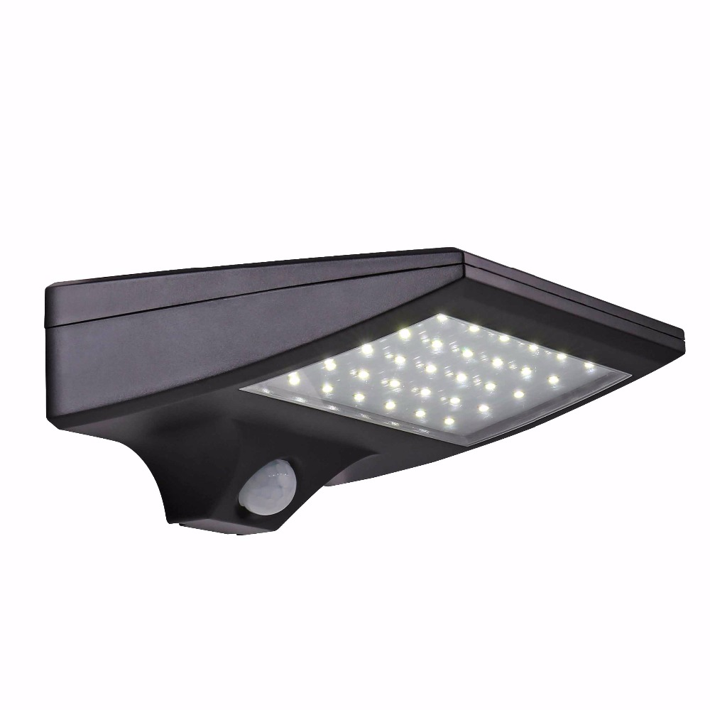 Outdoor 30 Led Solar Light Pir Motion Sensor Lights