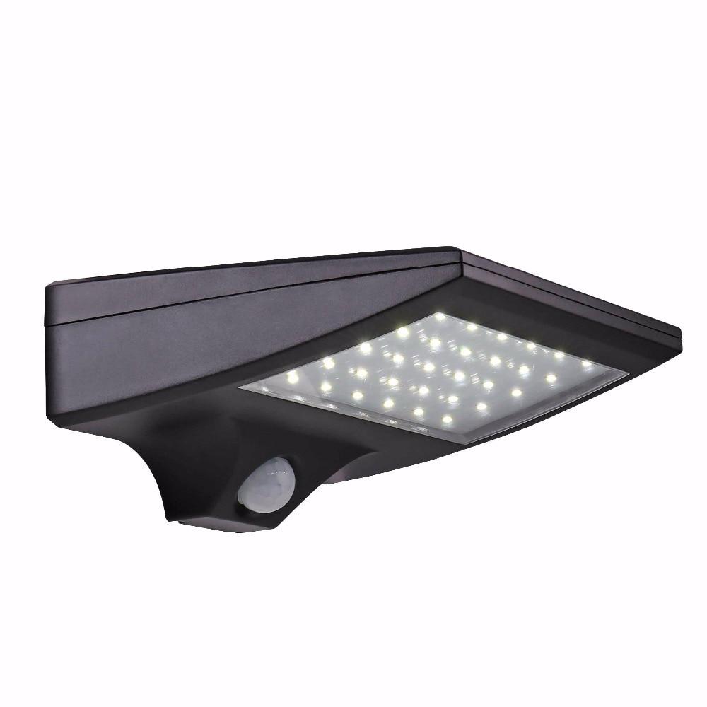 Outdoor 30 LED Solar Light PIR Motion Sensor Lights ...