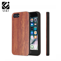 Fast Shipping Wood Case Sample Product for iPhone 5 5S SE 6 6S 6Plus 6SPlus 7 7Plus Bamboo Cover DIY LOGO Brand Free DHL Coque