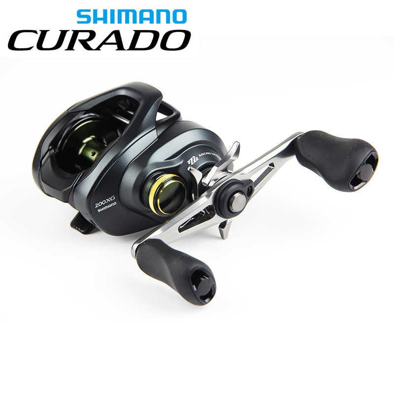 c9a59dffd19 ... SHIMANO CURADO K fishing reel Baitcaster 6.2:1/7.4:1/8.5: ...