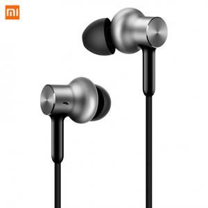 Xiaomi 3.5mm Jack Wired Control with Mic Microphone Hybrid Earphones Pro HD In-ear