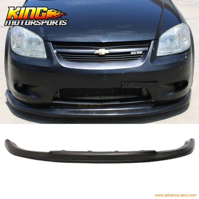 2008 chevy impala front bumper red