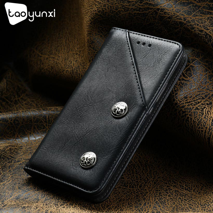 TAOYUNXI For Letv Cool 1 Case Letv LeEco cool 1 Dual Leeco Coolpad Cool1 Flip Wallet Cover Bag Retro Leather Mobile Phone Pouch